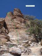 Rock Climbing Photo: Sun Baked (March 2014)