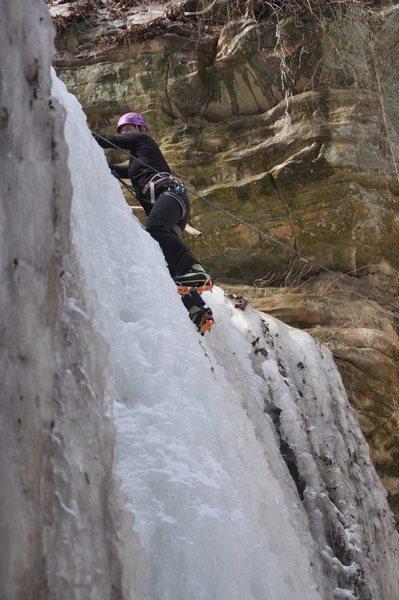 Rock Climbing Photo: Lasalle Canyon, March 9, 2014