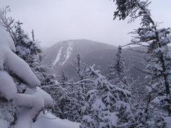 Rock Climbing Photo: East Dix (Grace Peak) from ridge on Hough Peak