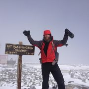 Rock Climbing Photo: Woohoo! Winter ascent of Mt. Washington, NH