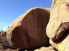 Rock Climbing Photo: Sun Dial is the obvious rock face in the photo, Dr...