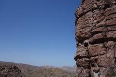 Rock Climbing Photo: Another crux?!