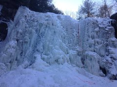 Rock Climbing Photo: Winter 2013-2014