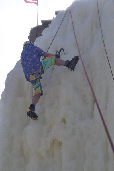 Rock Climbing Photo: ahdlkdjhaoiyf