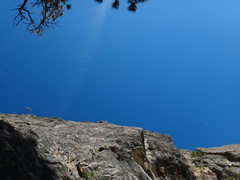 Rock Climbing Photo: stetzer hustlin' the rock