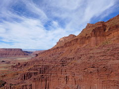 Rock Climbing Photo: view toward the NE