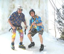 Rock Climbing Photo: Team Shorts, 2014