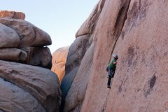 Rock Climbing Photo: 50 points to Gryffindor if your belay takes you of...