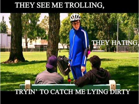 Trolling Dirty