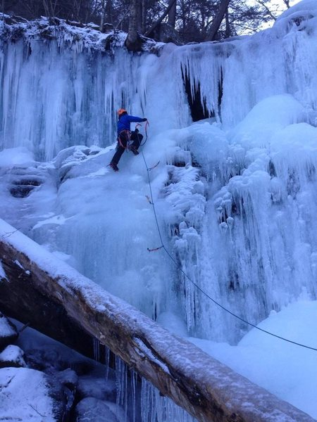 Chris Gomez leading the left side of the first pitch of Buttermilk
