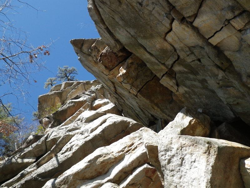 Rock Climbing Photo: The Nears