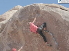 Rock Climbing Photo: saxwing on the dl send