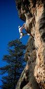 Rock Climbing Photo: Steep, juggy and downright fun! January 2014.