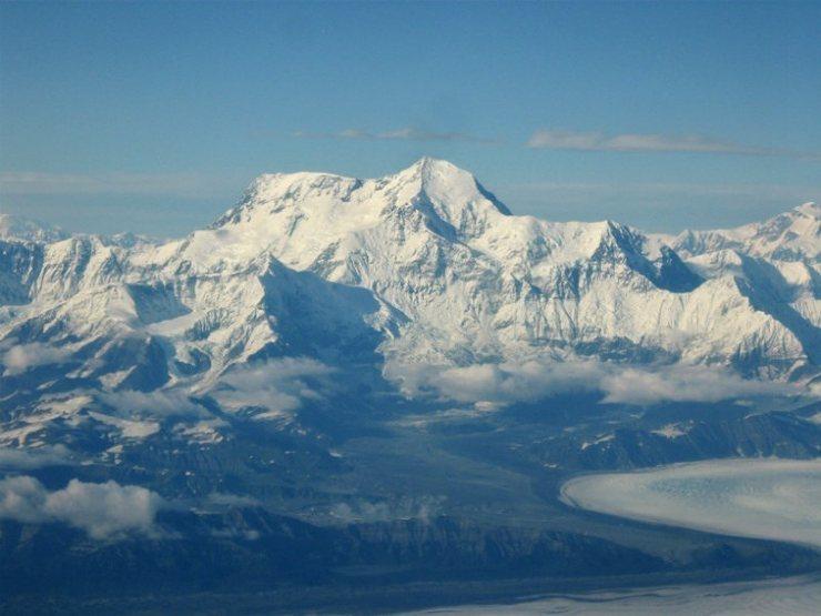 Rock Climbing Photo: Mount St. Elias 18,008 ft (5,489 m)
