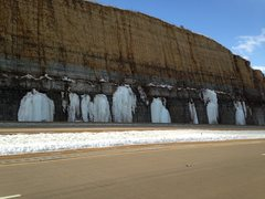 Rock Climbing Photo: Southern Flows  Photo by Teresa Miller