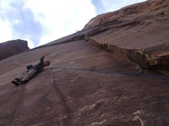 Rock Climbing Photo: All time pitch!