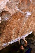Rock Climbing Photo: Martin on The Long Haul
