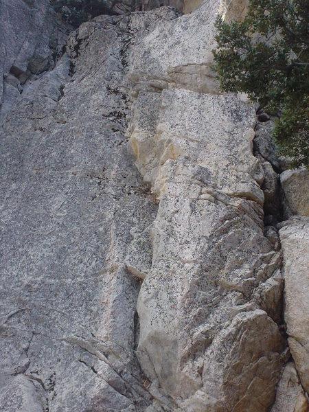 Rock Climbing Photo: WAPOW!