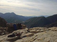 Rock Climbing Photo: Ze Ledge, boss!