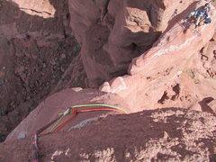 Rock Climbing Photo: Awesome views