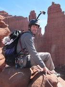 Rock Climbing Photo: Kieth