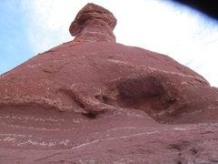 Rock Climbing Photo: summit spire