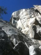 Rock Climbing Photo: A shot of the Munge.