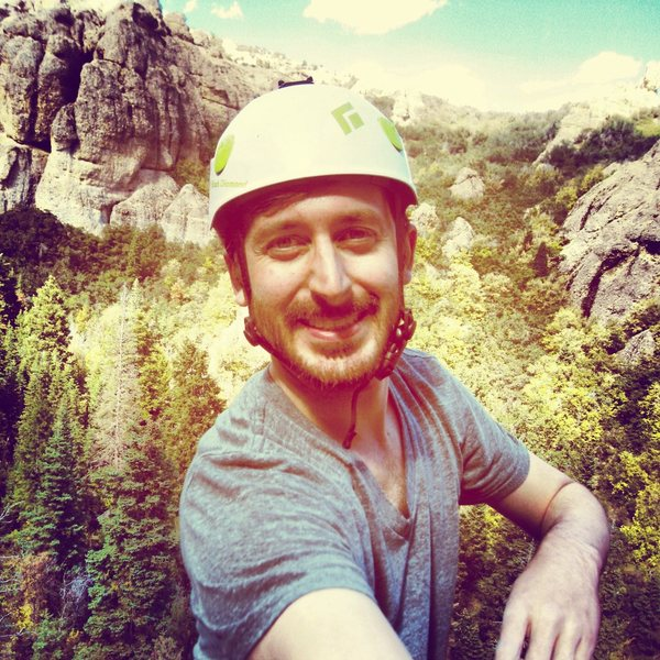 Rock Climbing Photo: Maple Canyon!