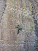 Rock Climbing Photo: Pete on RTL