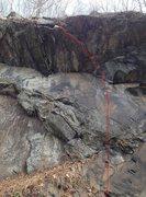 Rock Climbing Photo: Horizontal Play Thing