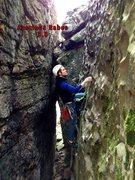Fun slab climbing. A bit dirty sometimes though.