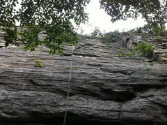 Rock Climbing Photo: The crowded, yet always entertaining Gunks. The gr...