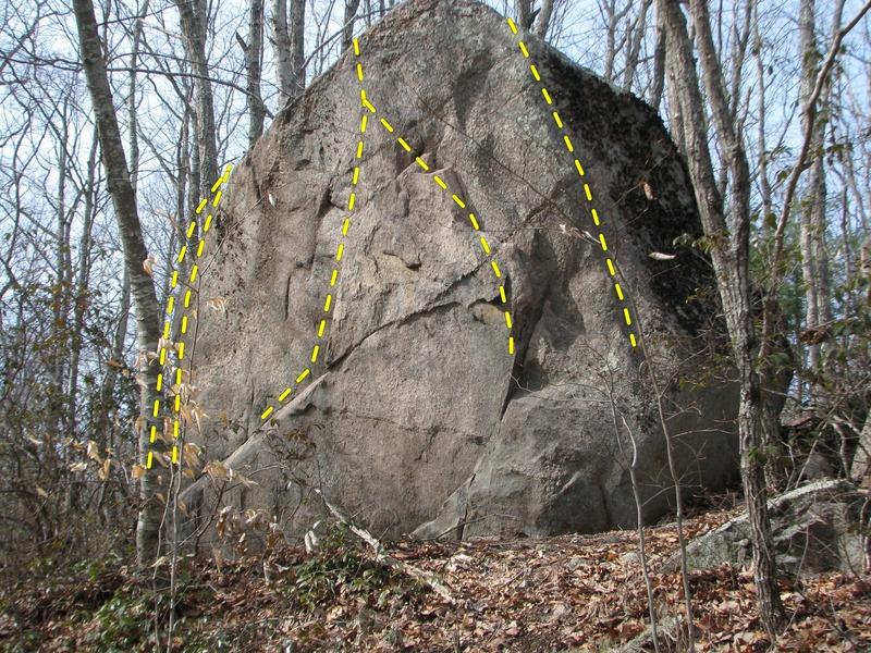 The Roadside Boulder