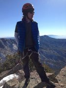 Rock Climbing Photo: My profile photo after a ridiculous day on the Jaw...