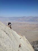 Rock Climbing Photo: Mark Collar on the NERLPP