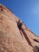 Rock Climbing Photo: as always; ground up