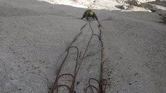 Rock Climbing Photo: a pitch