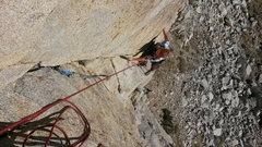 Rock Climbing Photo: rock climbing.