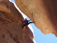 Rock Climbing Photo: drake up in it
