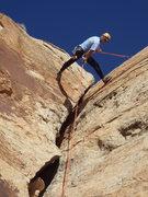 Rock Climbing Photo: thats a rap