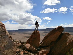 Rock Climbing Photo: Paradox valley bliss...