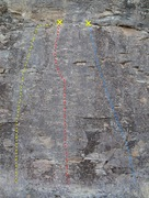 Rock Climbing Photo: Hot Rats and neighbors....