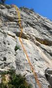 Rock Climbing Photo: La enfermera