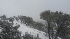 Rock Climbing Photo: More wintery goodness on Grandeur