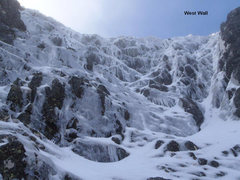 Rock Climbing Photo: West Wall of Mt. Buller, Australia