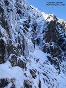 Rock Climbing Photo: mix.. free solo