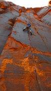 Rock Climbing Photo: My favorite thing about Casey's Route is the beaut...