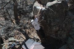 Rock Climbing Photo: fun stuff