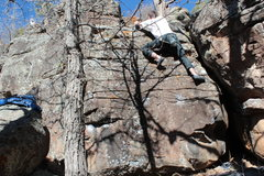 Rock Climbing Photo: fun