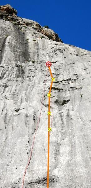 Rock Climbing Photo: Julay lama